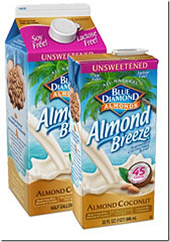 almond-breeze almond coconut